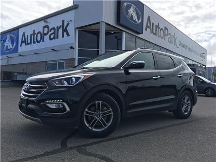 2018 Hyundai Santa Fe Sport 2.4 Luxury (Stk: 18-79535RJB) in Barrie - Image 1 of 30