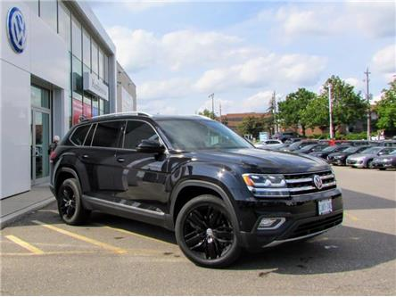 2019 Volkswagen Atlas 3.6 FSI Execline (Stk: 96072) in Toronto - Image 1 of 20