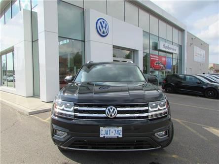 2019 Volkswagen Atlas 3.6 FSI Execline (Stk: 96072) in Toronto - Image 2 of 20