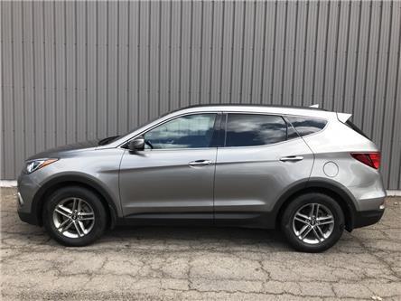 2017 Hyundai Santa Fe Sport 2.4 Luxury (Stk: U3510) in Charlottetown - Image 1 of 20