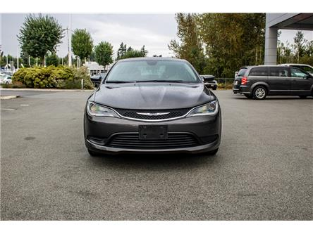 2015 Chrysler 200 LX (Stk: K558710A) in Abbotsford - Image 2 of 25