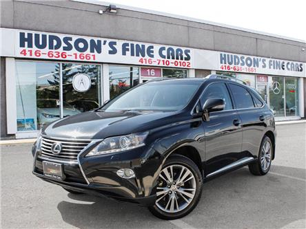 2013 Lexus RX 350 Base (Stk: 11741) in Toronto - Image 1 of 30