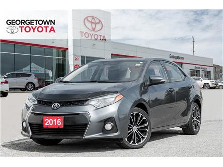 2016 Toyota Corolla S (Stk: 16-36827GT) in Georgetown - Image 1 of 20