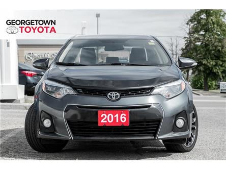 2016 Toyota Corolla S (Stk: 16-36827GT) in Georgetown - Image 2 of 20