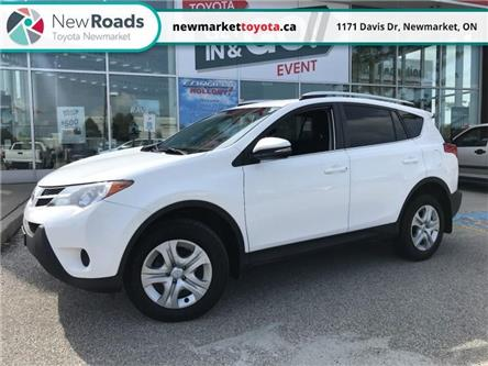 2015 Toyota RAV4 LE (Stk: 345801) in Newmarket - Image 1 of 16