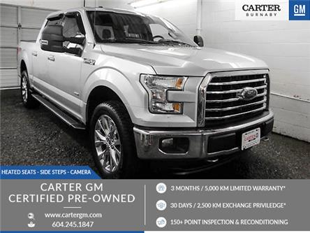 2015 Ford F-150 XLT (Stk: 89-42081) in Burnaby - Image 1 of 24