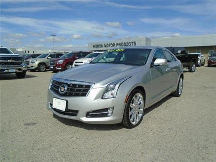 2014 Cadillac ATS 3.6L Premium (Stk: 63488) in Exeter - Image 2 of 30