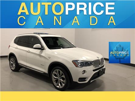 2017 BMW X3 xDrive28i (Stk: B0588) in Mississauga - Image 1 of 29