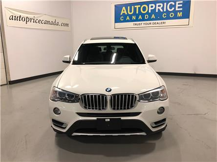 2017 BMW X3 xDrive28i (Stk: B0588) in Mississauga - Image 2 of 29