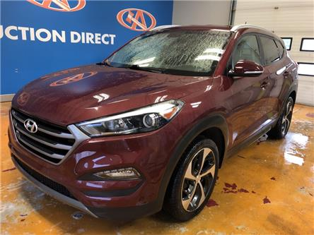 2016 Hyundai Tucson Premium 1.6 (Stk: 16-021323) in Lower Sackville - Image 1 of 11