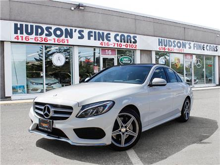 2015 Mercedes-Benz C-Class Base (Stk: 36668) in Toronto - Image 2 of 30