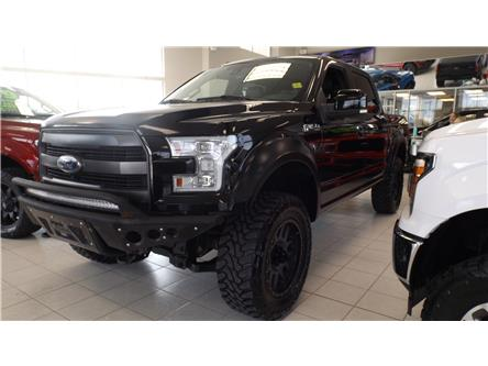 2016 Ford F-150 Lariat (Stk: P48860) in Kanata - Image 1 of 12