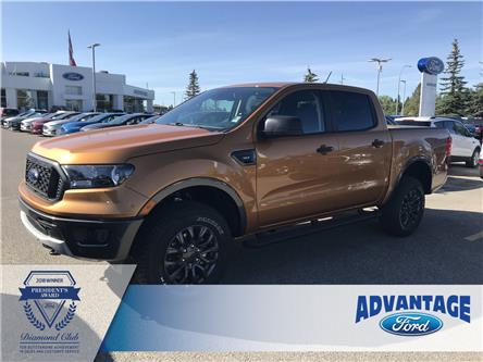2019 Ford Ranger XLT (Stk: K-1771) in Calgary - Image 1 of 5