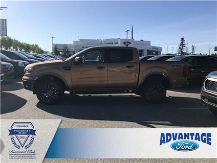 2019 Ford Ranger XLT (Stk: K-1771) in Calgary - Image 2 of 5