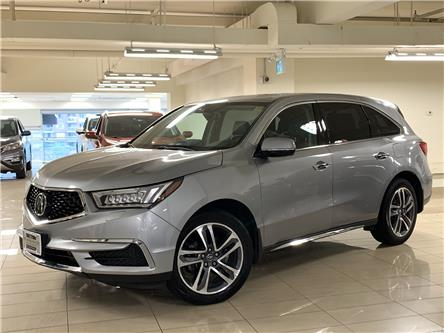 2018 Acura MDX Navigation Package (Stk: M12792A) in Toronto - Image 1 of 31