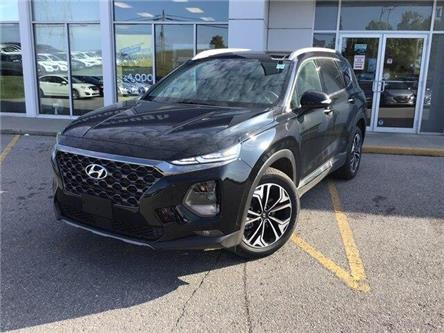 2020 Hyundai Santa Fe Ultimate 2.0 (Stk: H12262) in Peterborough - Image 1 of 19