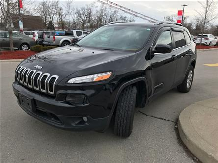 2016 Jeep Cherokee North (Stk: SO19235A) in Hamilton - Image 2 of 22