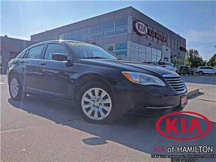 2013 Chrysler 200 LX (Stk: SP20050A) in Hamilton - Image 1 of 10