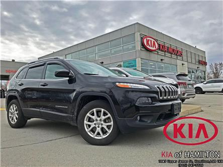 2016 Jeep Cherokee North (Stk: SO19235A) in Hamilton - Image 1 of 22
