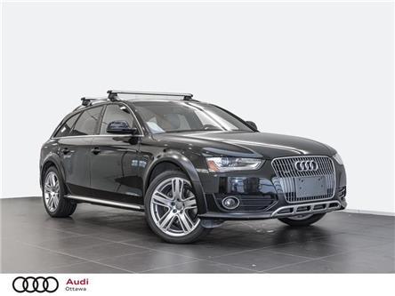2016 Audi A4 allroad 2.0T Technik (Stk: PA586) in Ottawa - Image 1 of 19