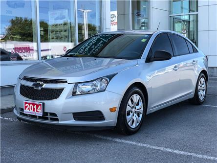 2014 Chevrolet Cruze 2LS (Stk: W4827A) in Cobourg - Image 1 of 18