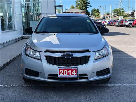 2014 Chevrolet Cruze 2LS (Stk: W4827A) in Cobourg - Image 2 of 18