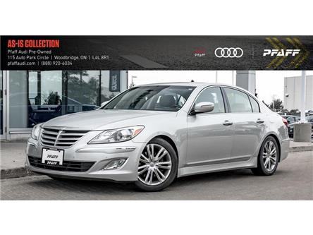 2012 Hyundai Genesis 3.8 Premium (Stk: C6844A) in Woodbridge - Image 1 of 21