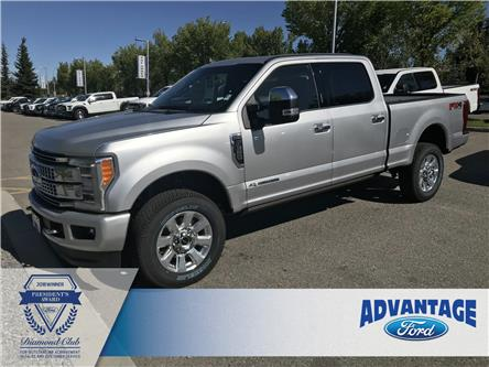 2019 Ford F-350 Platinum (Stk: K-1982) in Calgary - Image 1 of 6