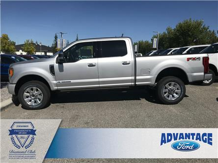 2019 Ford F-350 Platinum (Stk: K-1982) in Calgary - Image 2 of 6