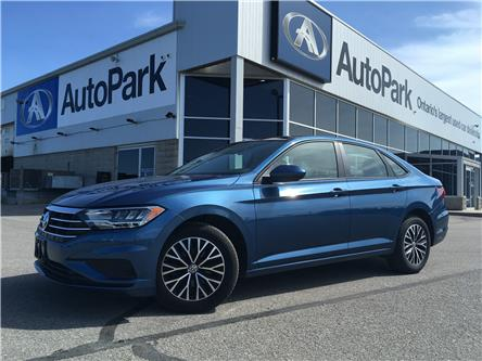 2019 Volkswagen Jetta 1.4 TSI Highline (Stk: 19-37410RJB) in Barrie - Image 1 of 26