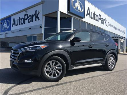 2018 Hyundai Tucson SE 2.0L (Stk: 18-23197RJB) in Barrie - Image 1 of 27