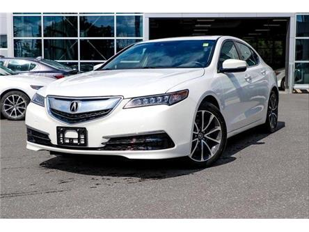 2016 Acura TLX Tech (Stk: P18794) in Ottawa - Image 1 of 26