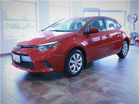 2015 Toyota Corolla LE (Stk: 195928) in Kitchener - Image 1 of 31
