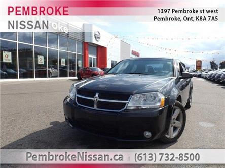 2010 Dodge Avenger SXT (Stk: 19220A) in Pembroke - Image 1 of 22