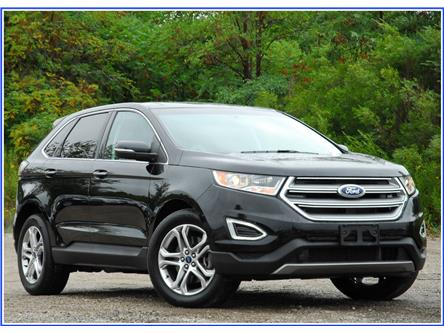 2017 Ford Edge Titanium (Stk: 148940X) in Kitchener - Image 1 of 19