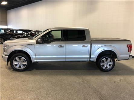 2017 Ford F-150 Platinum (Stk: W12169) in Calgary - Image 2 of 19