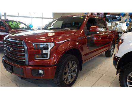2016 Ford F-150 Lariat (Stk: 19-8741) in Kanata - Image 1 of 14