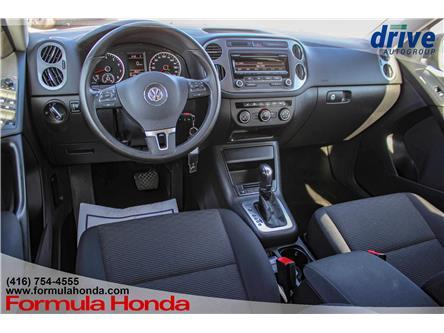 2013 Volkswagen Tiguan 2.0 TSI Comfortline (Stk: 19-2340A) in Scarborough - Image 2 of 26