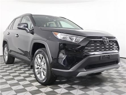 2019 Toyota RAV4 Limited (Stk: D0870) in London - Image 1 of 26
