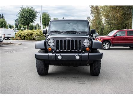 2013 Jeep Wrangler Sport (Stk: K822749A) in Abbotsford - Image 2 of 26