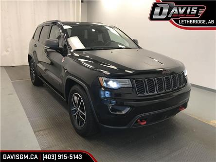 2017 Jeep Grand Cherokee Trailhawk (Stk: 199834) in Lethbridge - Image 1 of 36