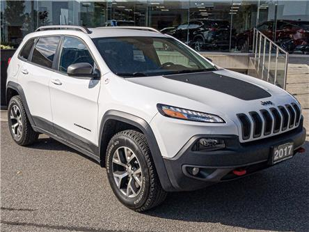 2017 Jeep Cherokee  (Stk: 28888A) in Markham - Image 1 of 23