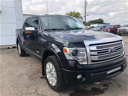 2013 Ford F-150 Platinum (Stk: 8326A) in Wilkie - Image 1 of 25