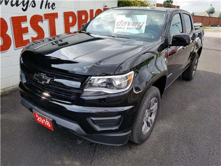 2018 Chevrolet Colorado WT (Stk: 19-575) in Oshawa - Image 1 of 14