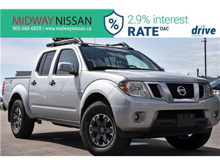 2019 Nissan Frontier PRO-4X (Stk: U1867R) in Whitby - Image 1 of 31