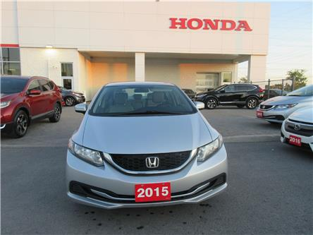 2015 Honda Civic LX (Stk: SS3625) in Ottawa - Image 2 of 16
