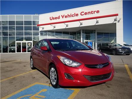 2013 Hyundai Elantra GL (Stk: 6191359W) in Calgary - Image 1 of 23