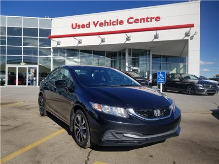 2015 Honda Civic EX (Stk: 6191498A) in Calgary - Image 1 of 25