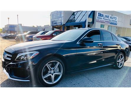2016 Mercedes-Benz C-Class Base (Stk: ) in Concord - Image 1 of 23