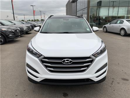 2017 Hyundai Tucson Luxury (Stk: 30008A) in Saskatoon - Image 2 of 8